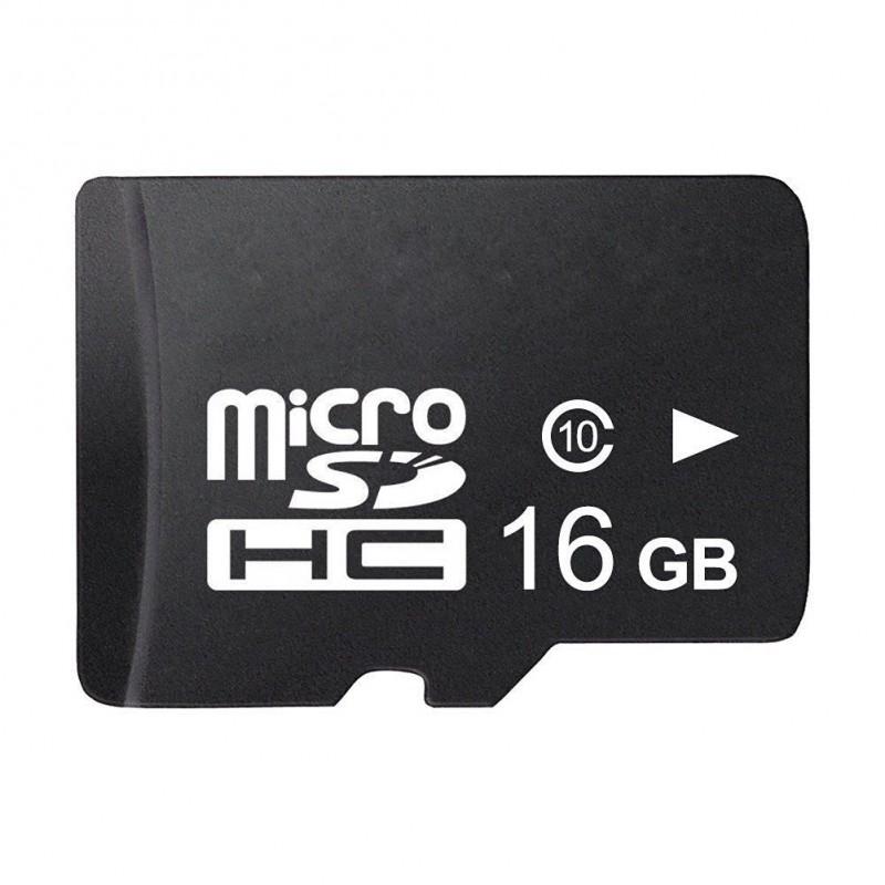16 GB microSD memóriakártya - 2 db