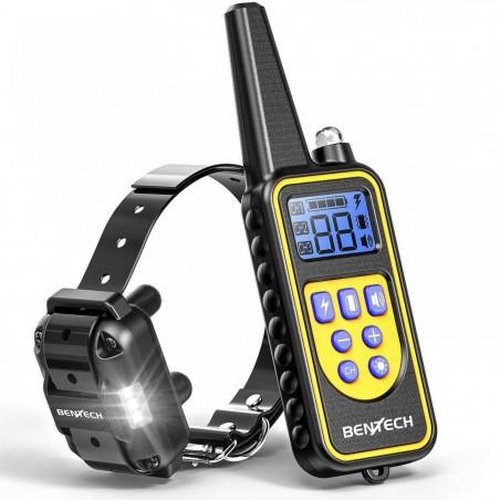 Elektromos kutyakiképző nyakörv BENTECH D776