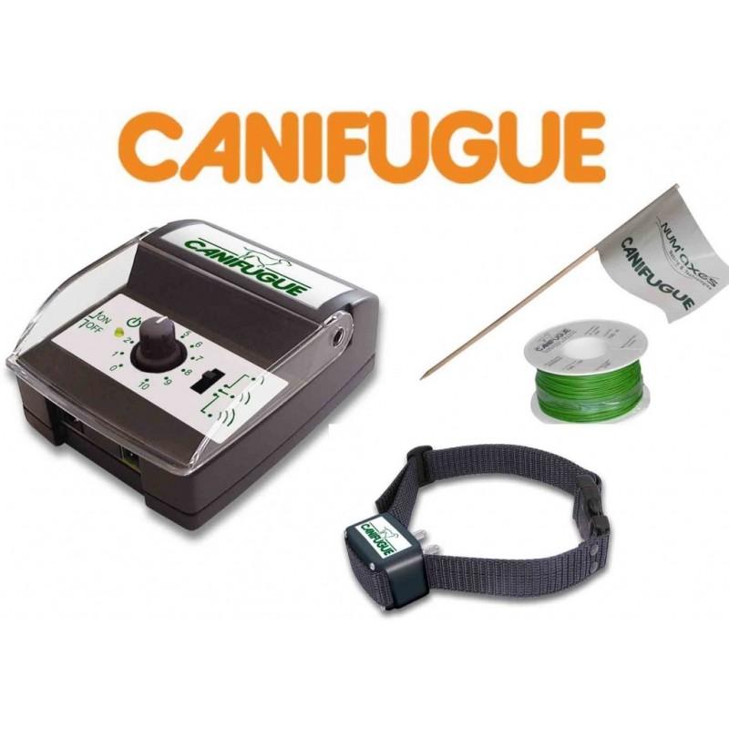 Elektromos kutyakerítés Canifugue