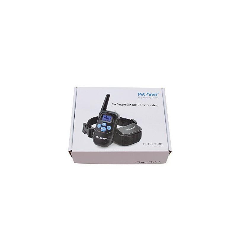Elektromos nyakörv  Petrainer PET998DRB