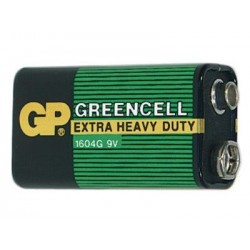 GP elem Greencell 9V
