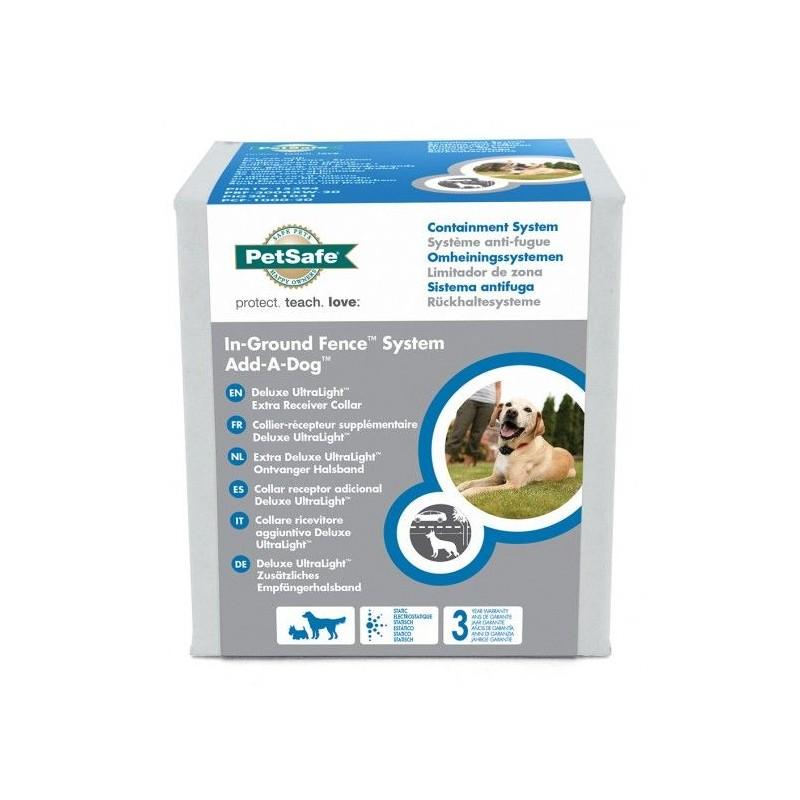 Extra nyakörv a PetSafe kis testű kutyáknak láthatatlan kerítés szetthez